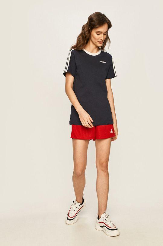 adidas - Polo tričko námořnická modř