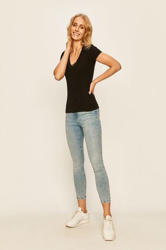 Haily's - Tricou negru