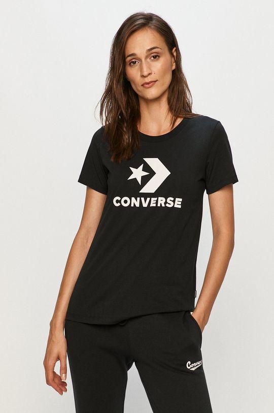 černá Converse - Tričko Dámský