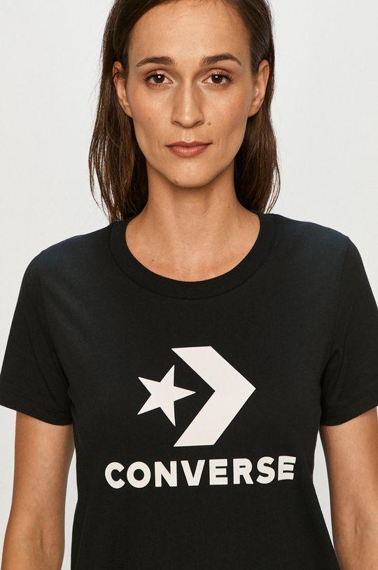 černá Converse - Tričko