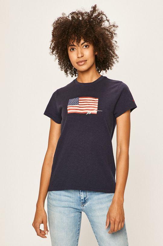 námořnická modř Polo Ralph Lauren - Tričko Dámský
