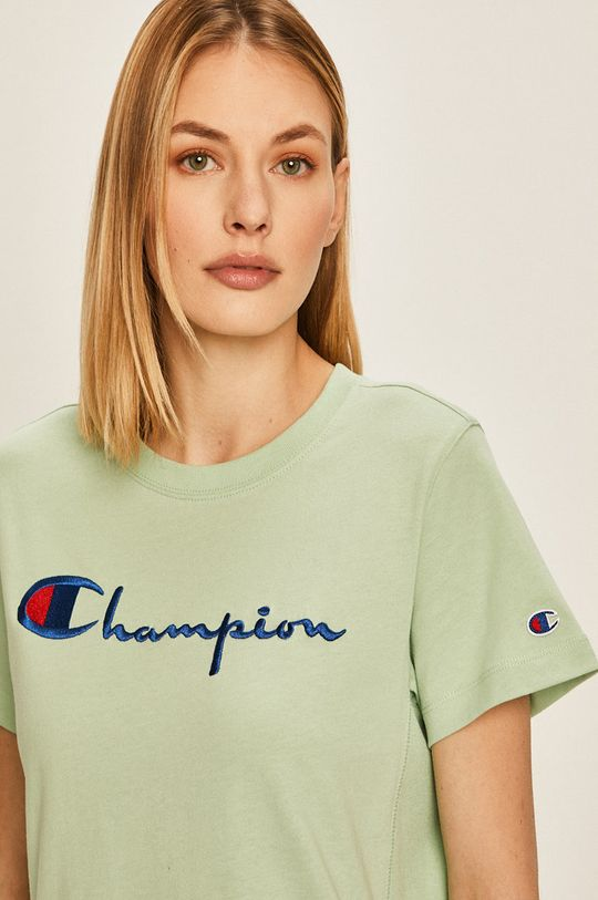 verde pal Champion - Tricou