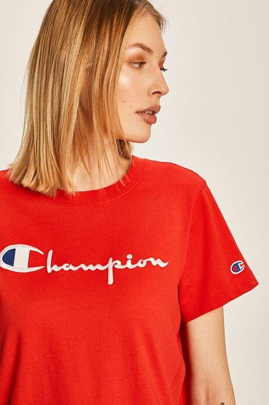 rosu Champion - Tricou