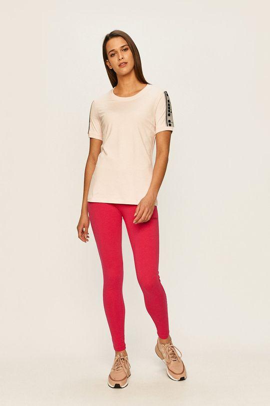 Diadora - Tričko ružová