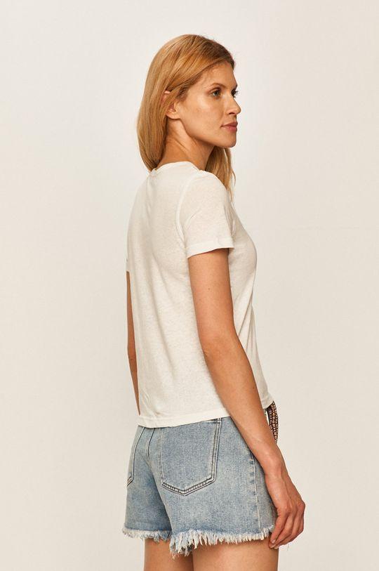 Brixton - T-shirt 50 % Bawełna, 50 % Len