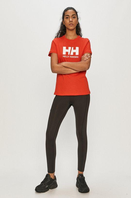 Helly Hansen - Tričko červená