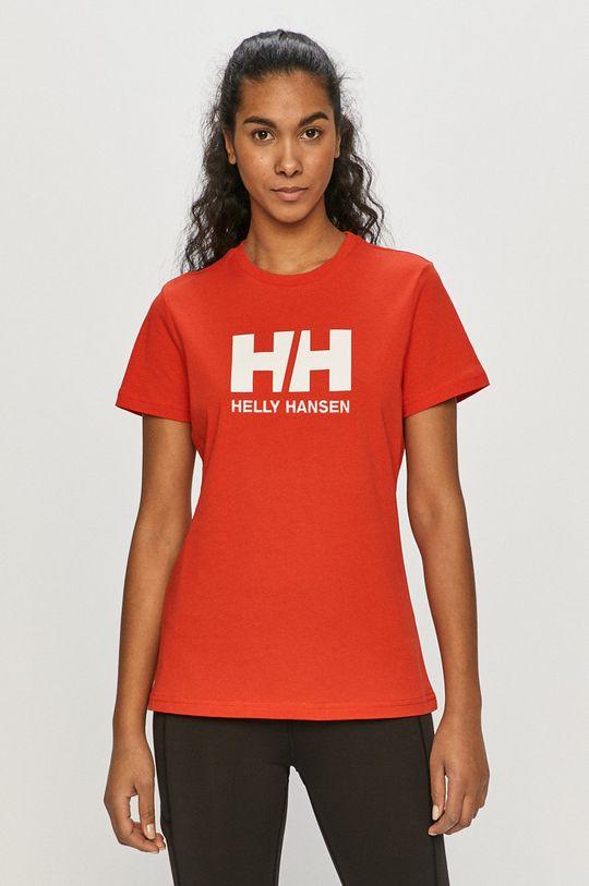 červená Helly Hansen - Tričko