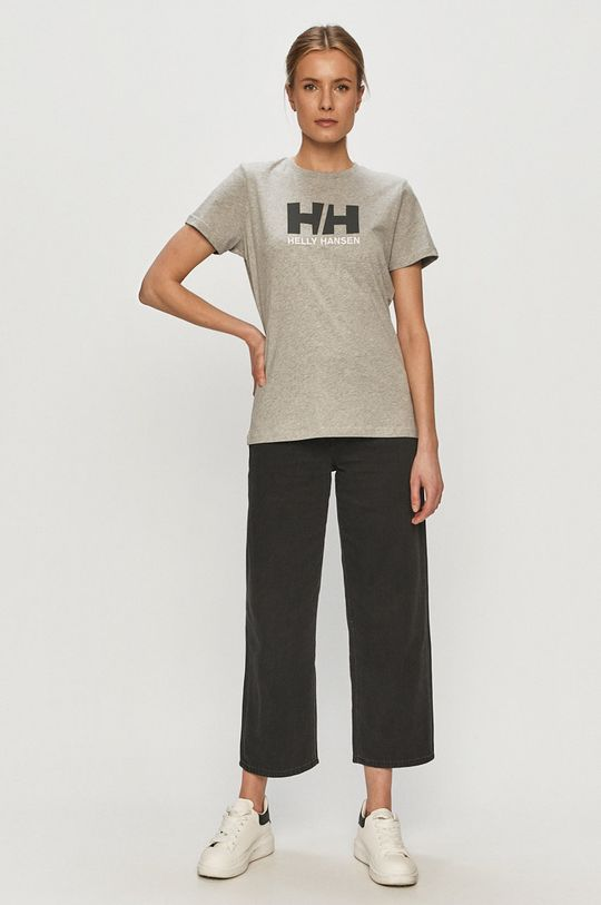 Helly Hansen - Tričko šedá