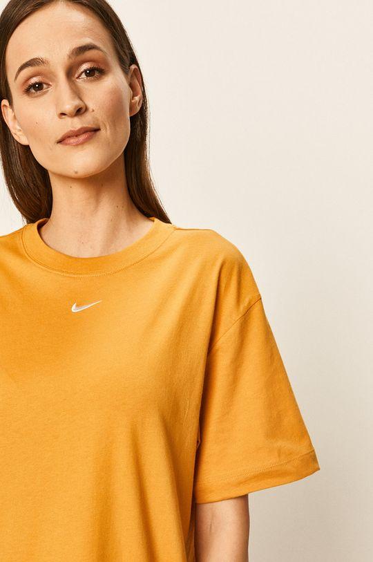 jantarová Nike Sportswear - Tričko