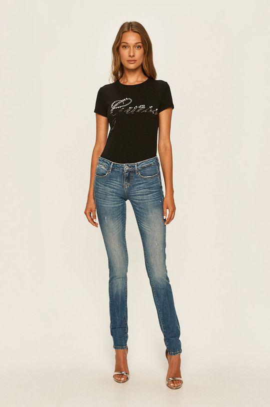 Guess Jeans - Džíny Jegging modrá