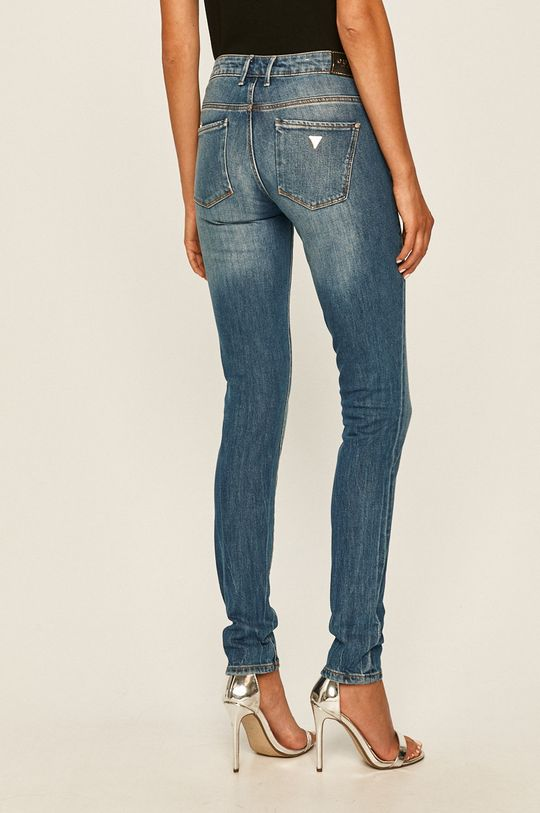 Guess Jeans - Džíny Jegging  Hlavní materiál: 97% Bavlna, 3% Elastan Podšívka kapsy: 30% Bavlna, 70% Polyester