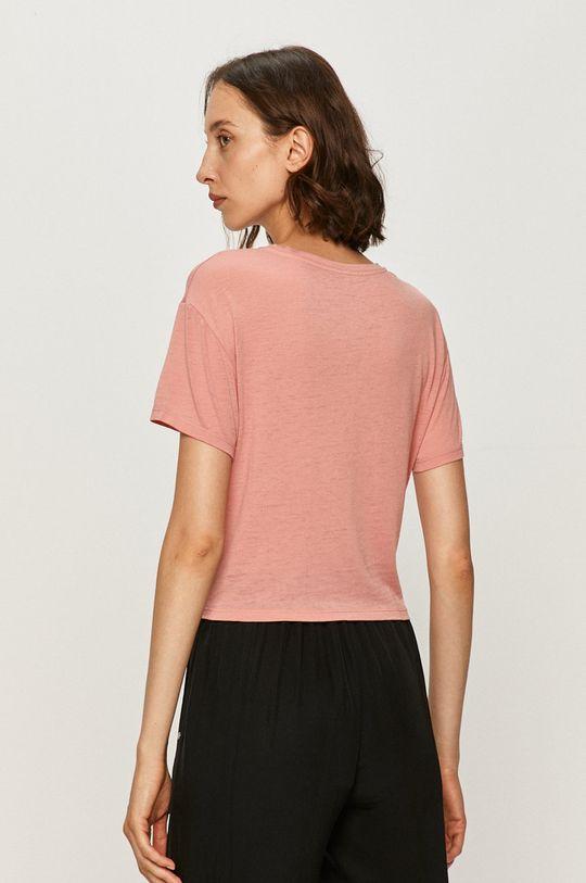 AllSaints - Tričko Karma Carme Tee  50% Bavlna, 50% Polyester