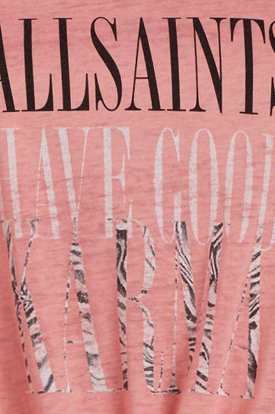 AllSaints - Tričko Karma Carme Tee