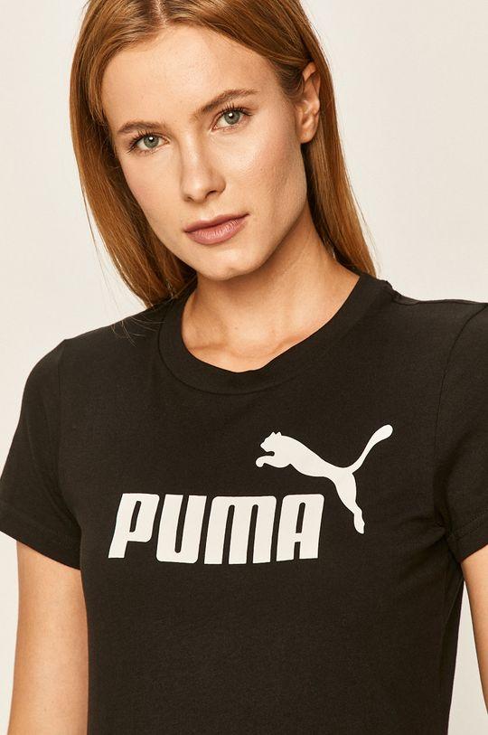 černá Puma - Tričko Dámský