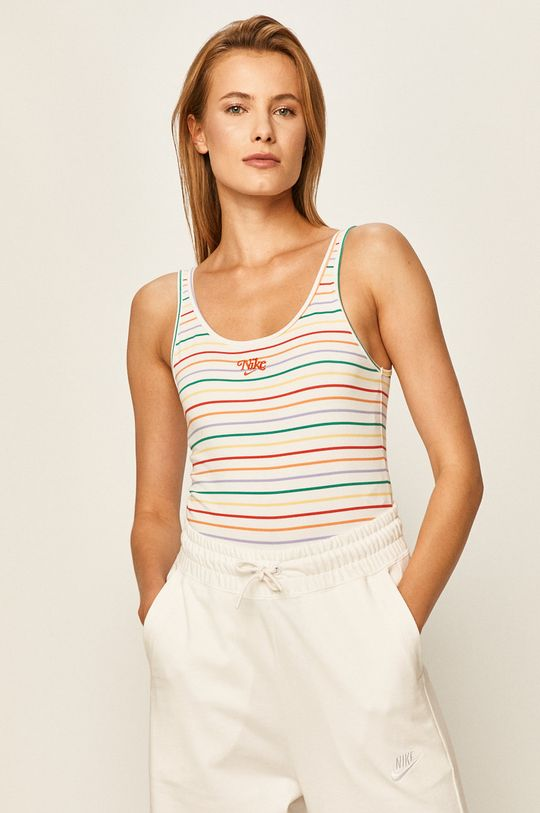 multicolor Nike Sportswear - Top Damski
