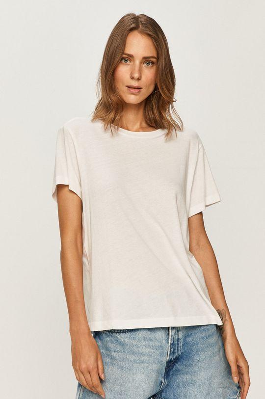 biały Marc O'Polo - T-shirt Damski