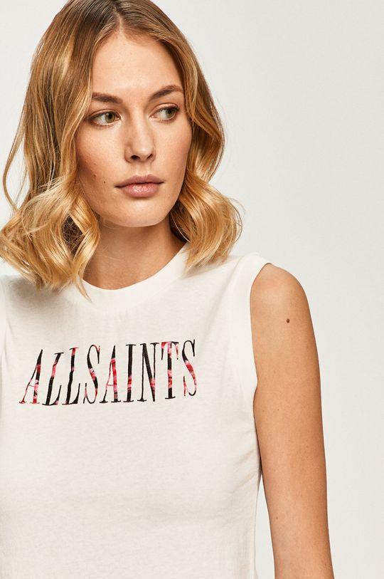 bílá AllSaints - Tričko Dámský
