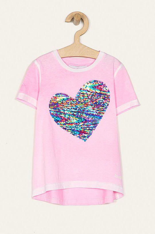 roz Desigual - Tricou copii 104-164 cm De fete