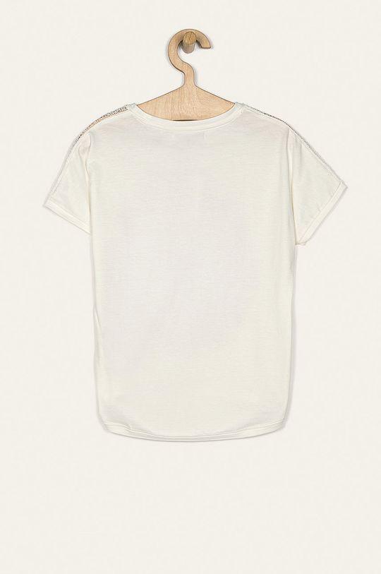 Desigual - Tricou copii 104-164 cm alb