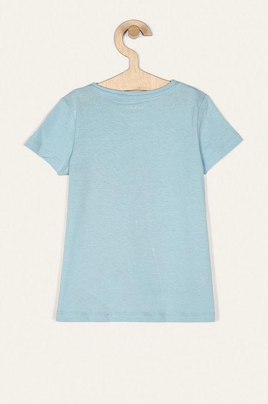 Name it - Tricou copii 92-128 cm albastru deschis