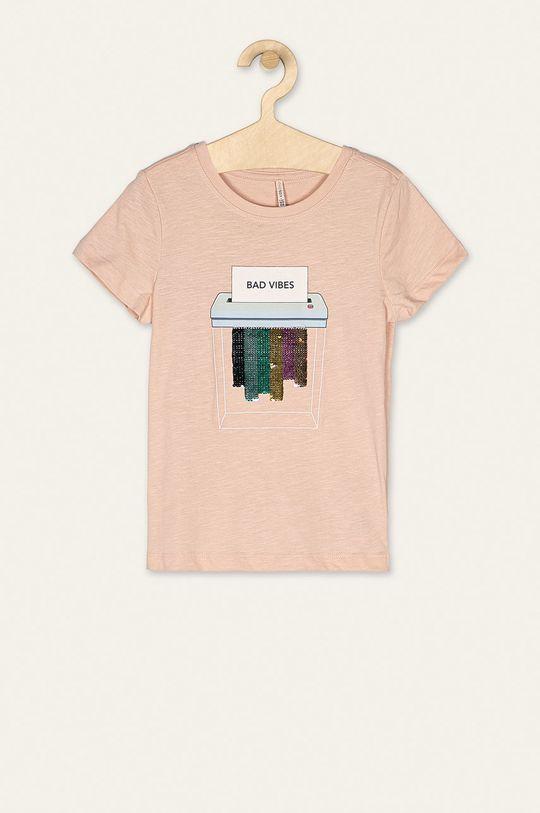 starorůžová Kids Only - Dětské tričko 122-164 cm Dívčí