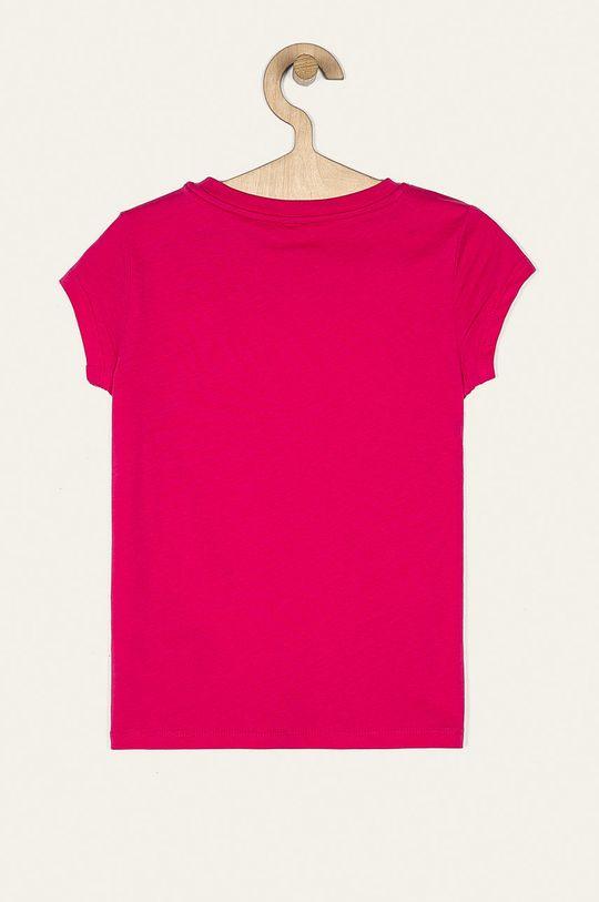 Kids Only - Detské tričko 122-164 cm sýto ružová