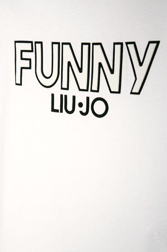 Liu Jo - Dětské tričko 128-170 cm bílá