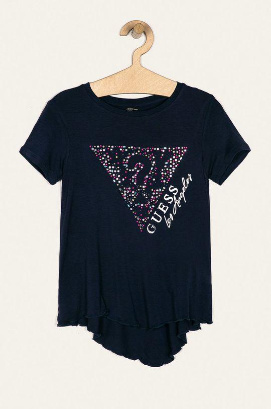 námořnická modř Guess Jeans - Dětské tričko 118-175 cm Dívčí