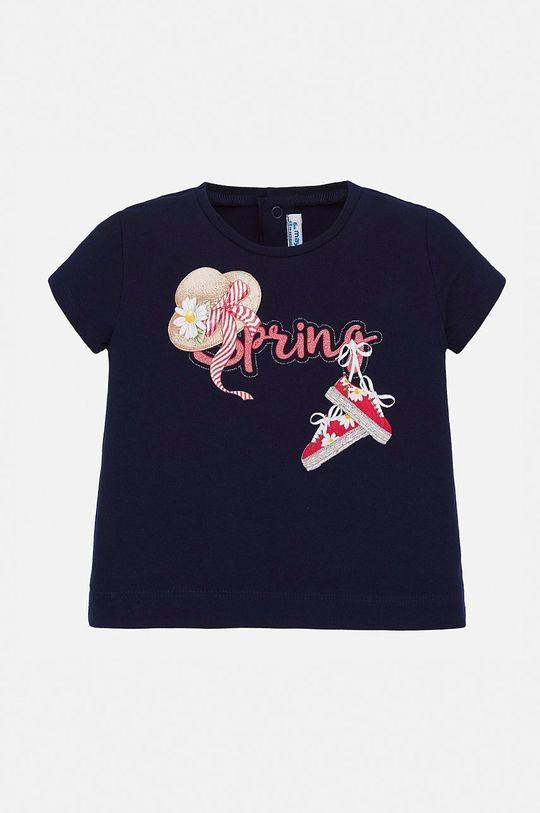темно-синій Mayoral - Дитяча футболка 74-98 cm Для дівчаток