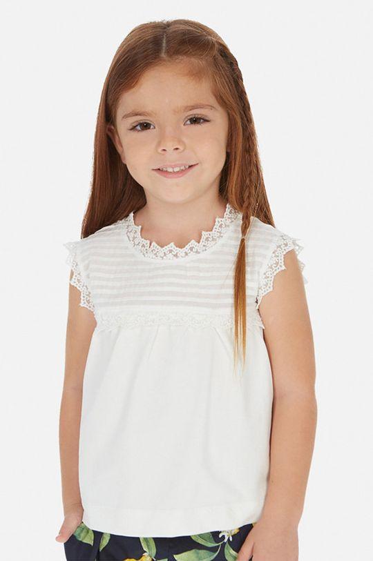 alb Mayoral - Bluza copii 92-134 cm De fete