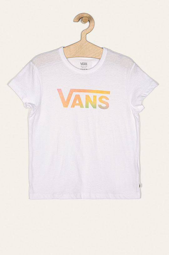 bílá Vans - Dětské tričko 129-173 cm Dívčí