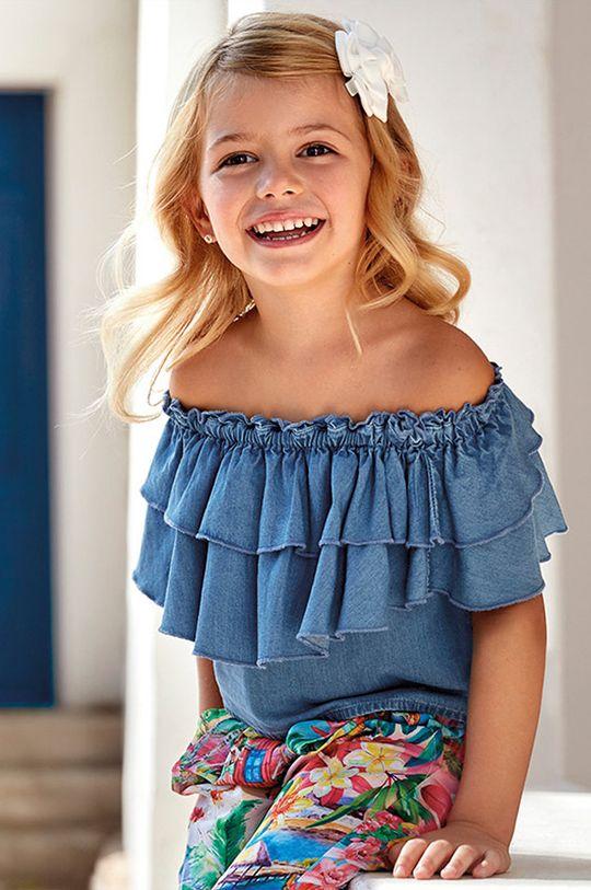 albastru Mayoral - Bluza copii 92-134 cm De fete