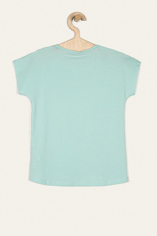 Pepe Jeans - Tricou copii Nuria 128-178/180 cm albastru pal