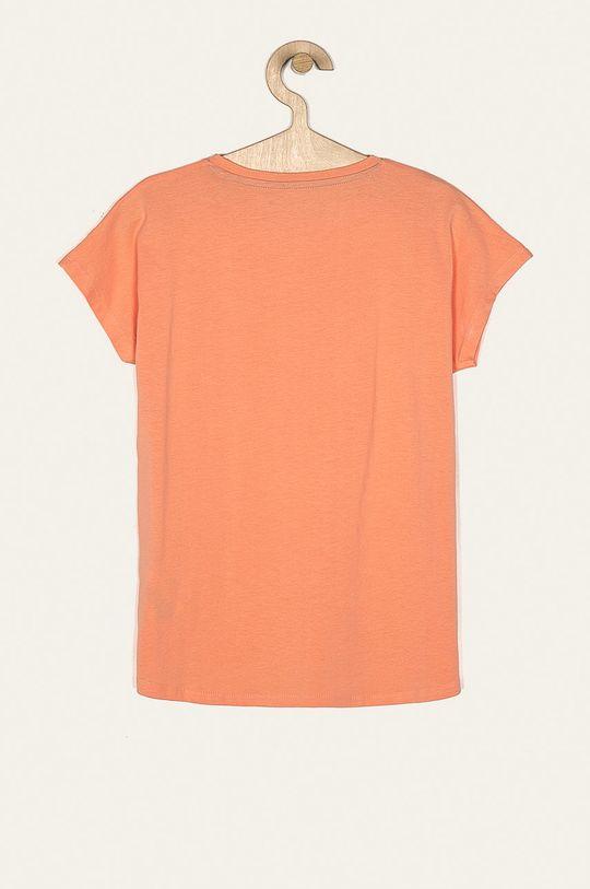 Pepe Jeans - Detské tričko Nuria 128-178/180 cm oranžová