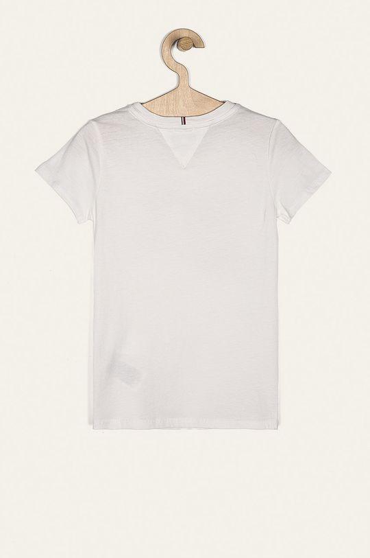 Tommy Hilfiger - T-shirt dziecięcy 98-176 cm biały