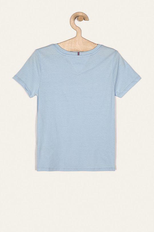 Tommy Hilfiger - T-shirt dziecięcy 98-176 cm jasny niebieski