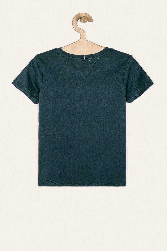 Tommy Hilfiger - T-shirt dziecięcy 98-176 cm granatowy