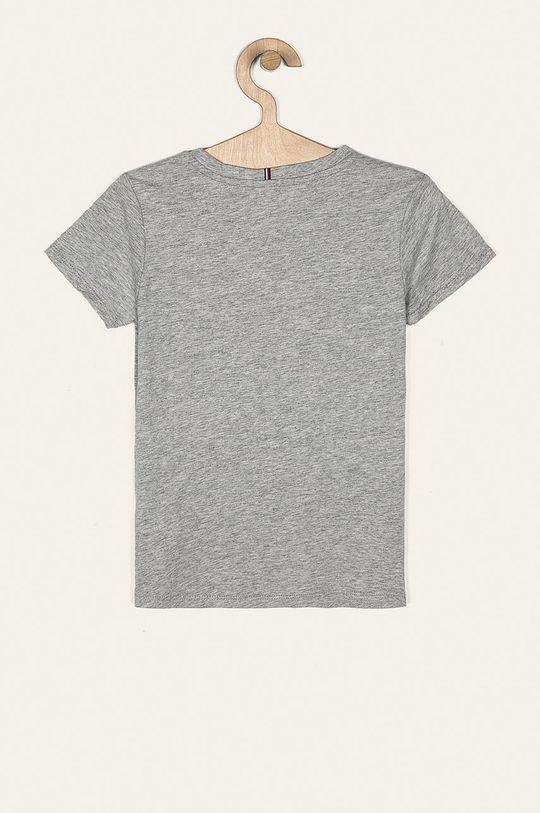 Tommy Hilfiger - T-shirt dziecięcy 98-176 cm szary