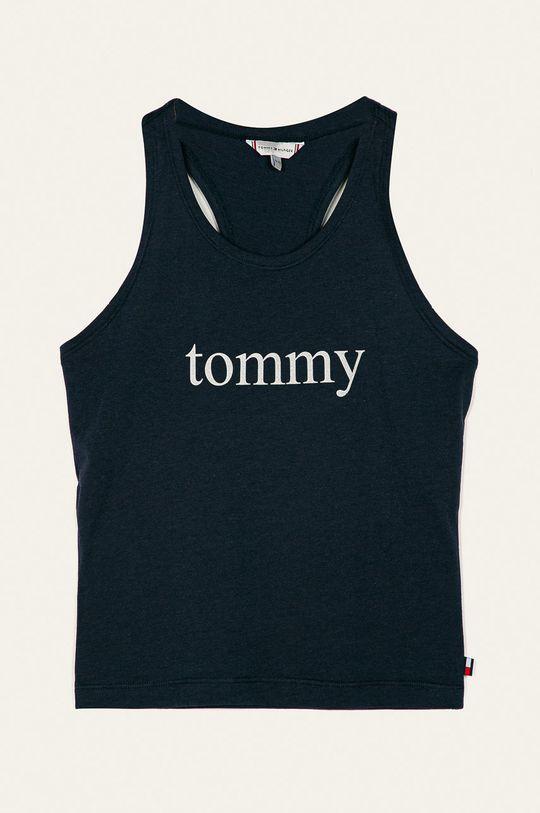 bleumarin Tommy Hilfiger - Top copii 104-164 cm De fete
