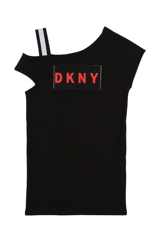 Dkny - Дитяча футболка 110-146 cm чорний