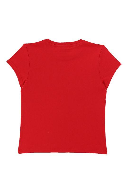 Karl Lagerfeld - Tricou copii 114-150 cm rosu