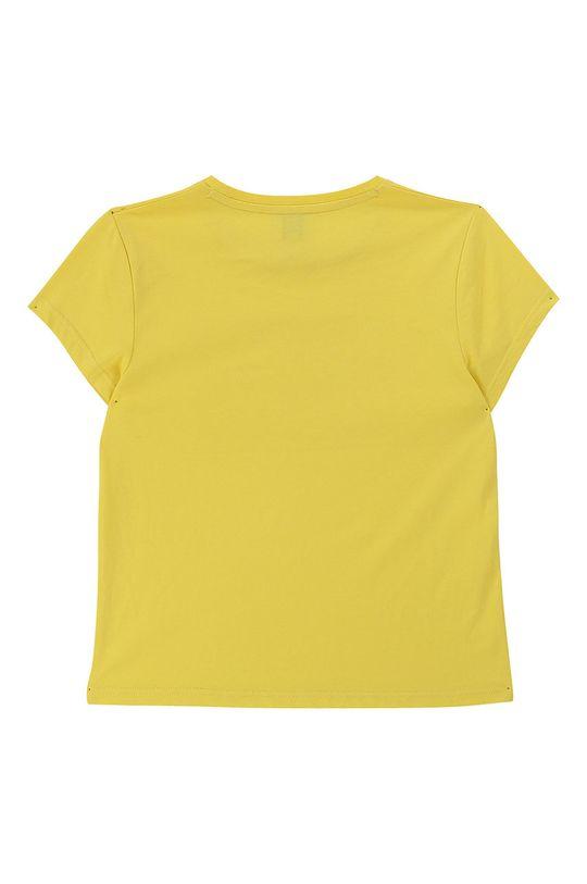 Karl Lagerfeld - Detské tričko 114-150 cm žltá