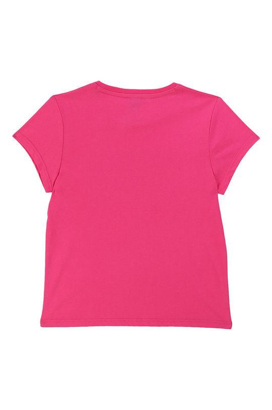 Karl Lagerfeld - Tricou copii 114-150 cm roz ascutit