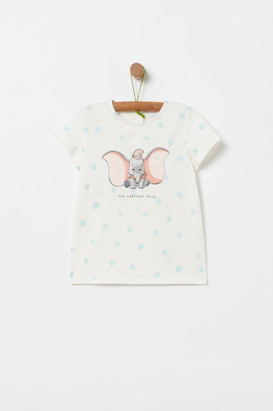 biela OVS - Detské tričko x Disney 80-98 cm Dievčenský