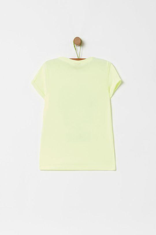 OVS - Detské tričko X Disney 104-140 cm svetložltá