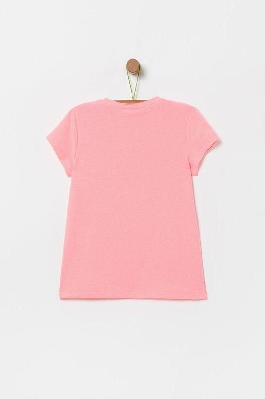 OVS - Detské tričko X Disney 104-140 cm sýto ružová