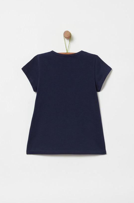 OVS - Detské tričko 104-140 cm červená