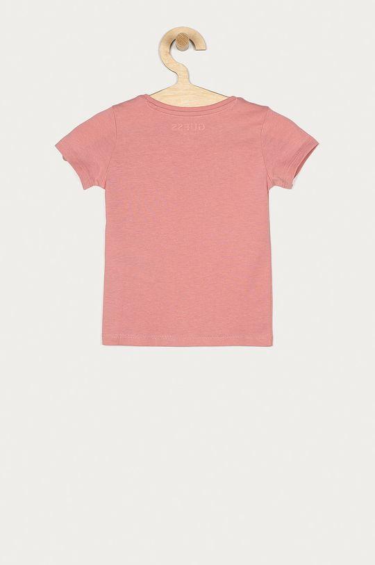 Guess Jeans - Detské tričko 92-122 cm. ružová