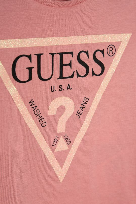 Guess Jeans - Detské tričko 92-122 cm.  100% Bavlna