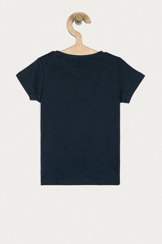 Guess Jeans - T-shirt dziecięcy 92-122 cm. granatowy